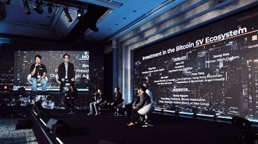 Panel Discussion - Coingeek Event Photography