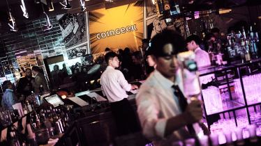 Bartenders - Coingeek After Party
