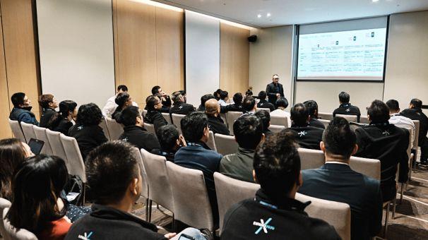 Breakout Session - South Korea Event Photographer