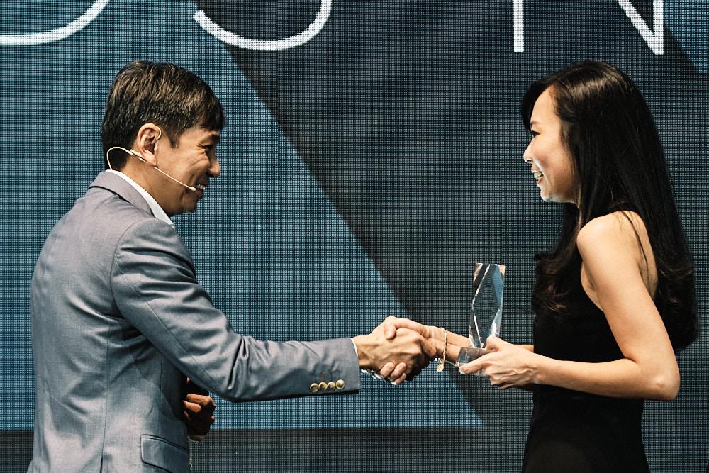 Awards and Gala Dinner - Zerbra APAC SKO - Jeju Island