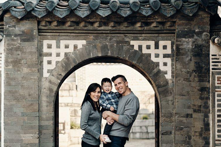Saunders Family Portrait