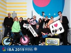 Seoul Photo Booth Service - IBA Seoul 2019