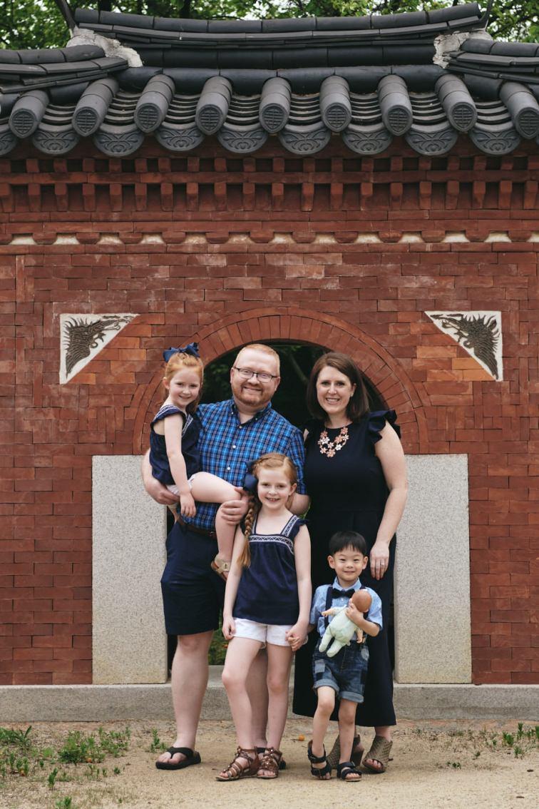 Family Portrait - Legg