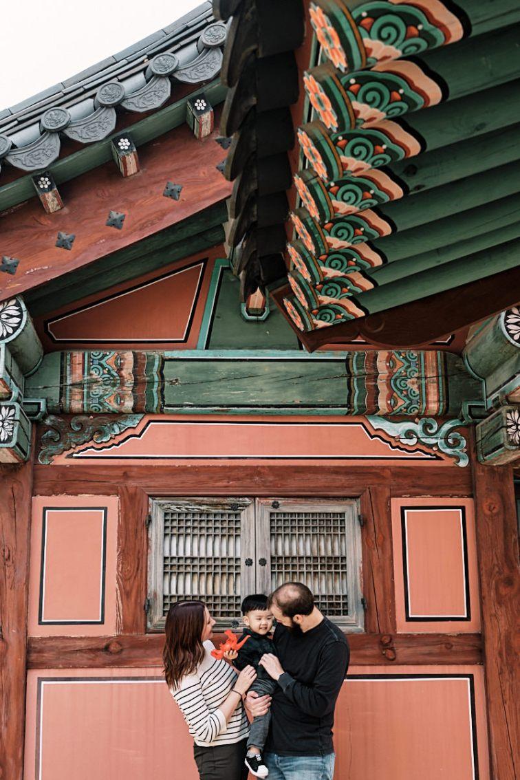 Family Fun - Photo Shoot in Seoul