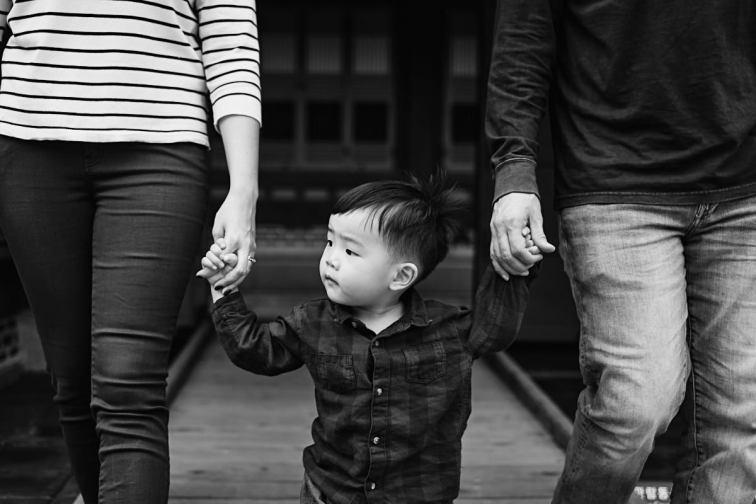 Family Photos at Changdeokgung