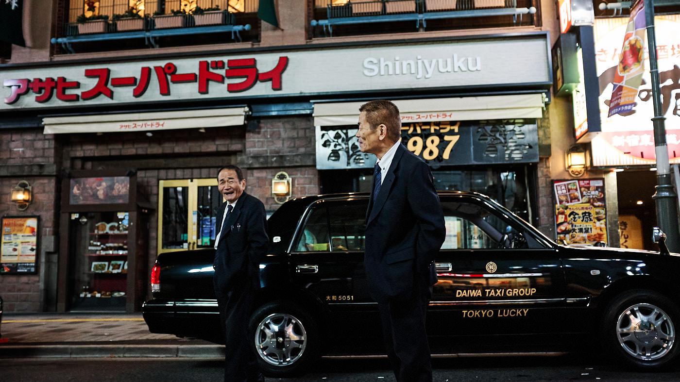 Tokyo Travel Photographer - Shinjuku Street