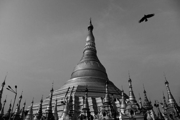 Shwedagon - Yangon, Myanmar