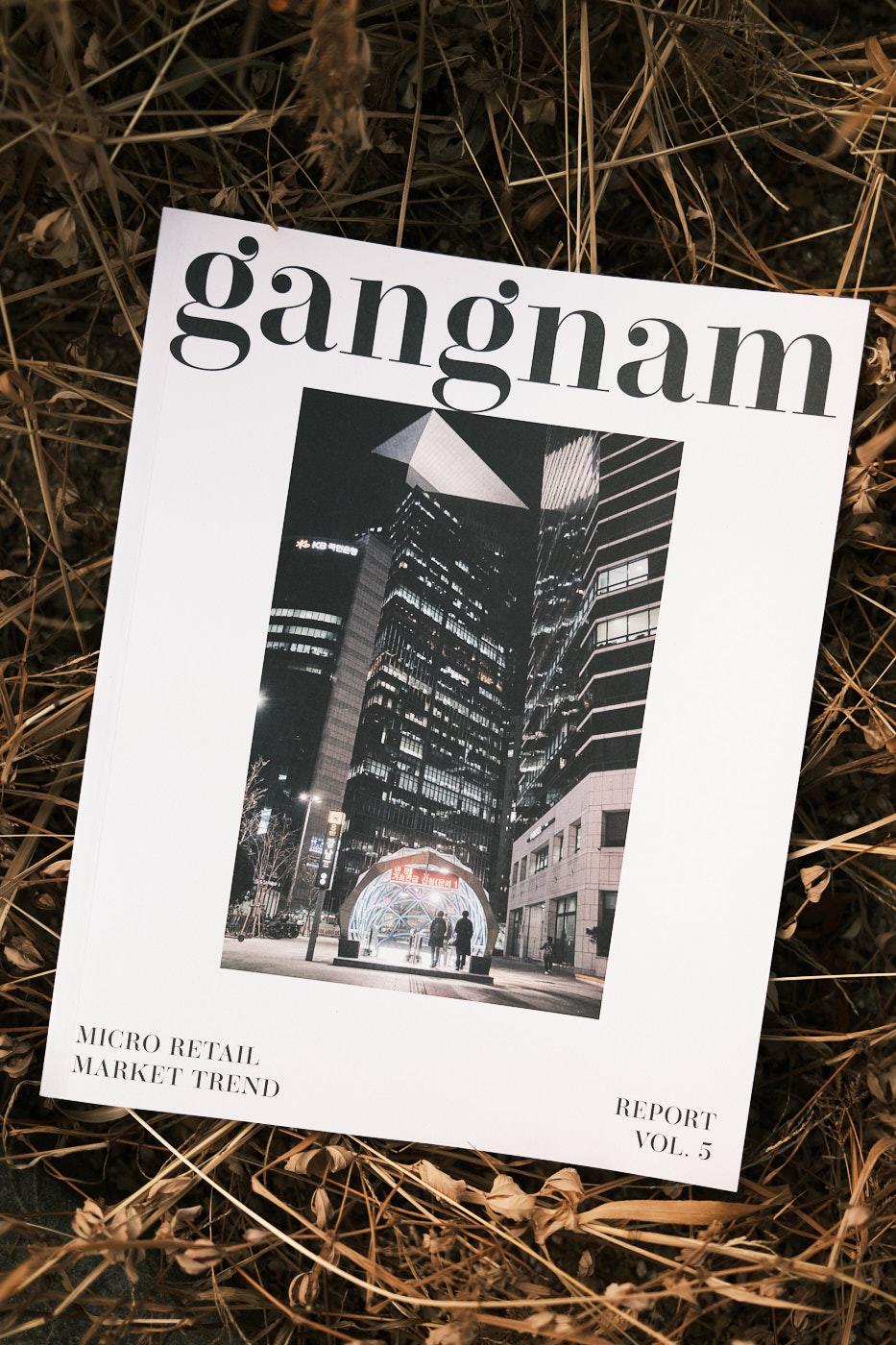 Avison Young Gangnam Micro Retail Market Trent Magazine - Seoul Photographer