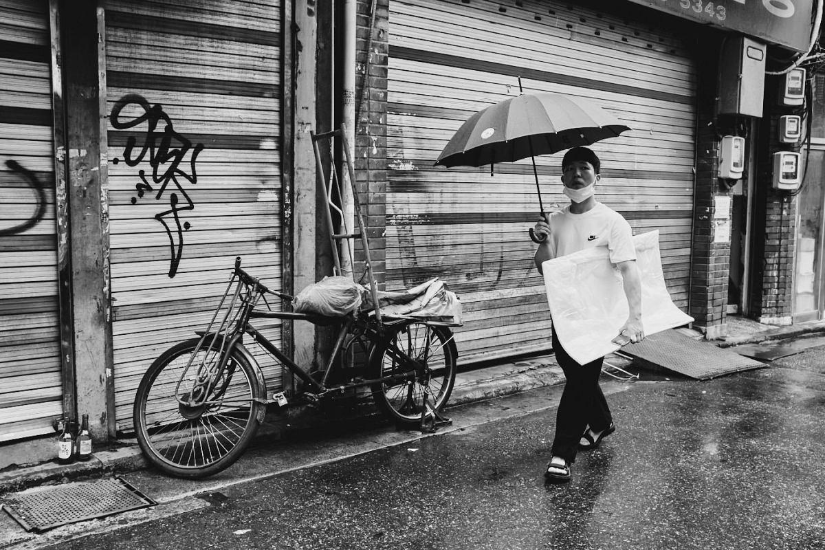 Life goes on - Seoul Floods 2020