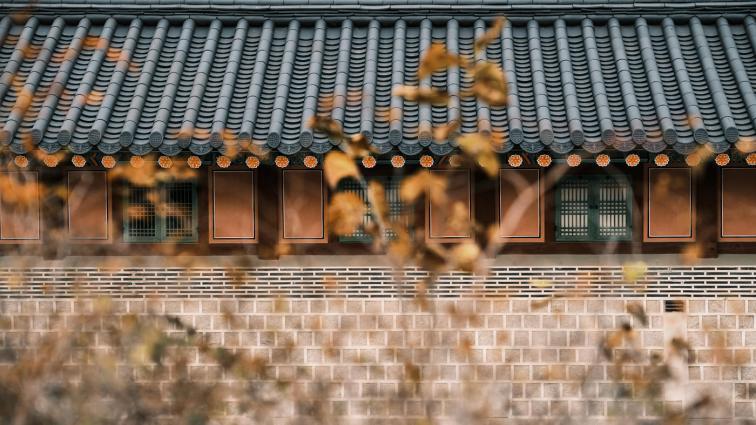 Gyeongbokgung Autumn