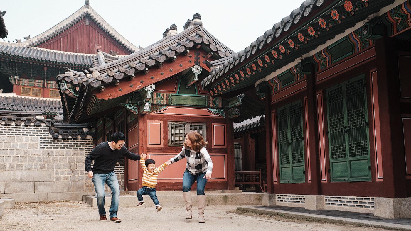 Pure Joy - HanWool Swinging
