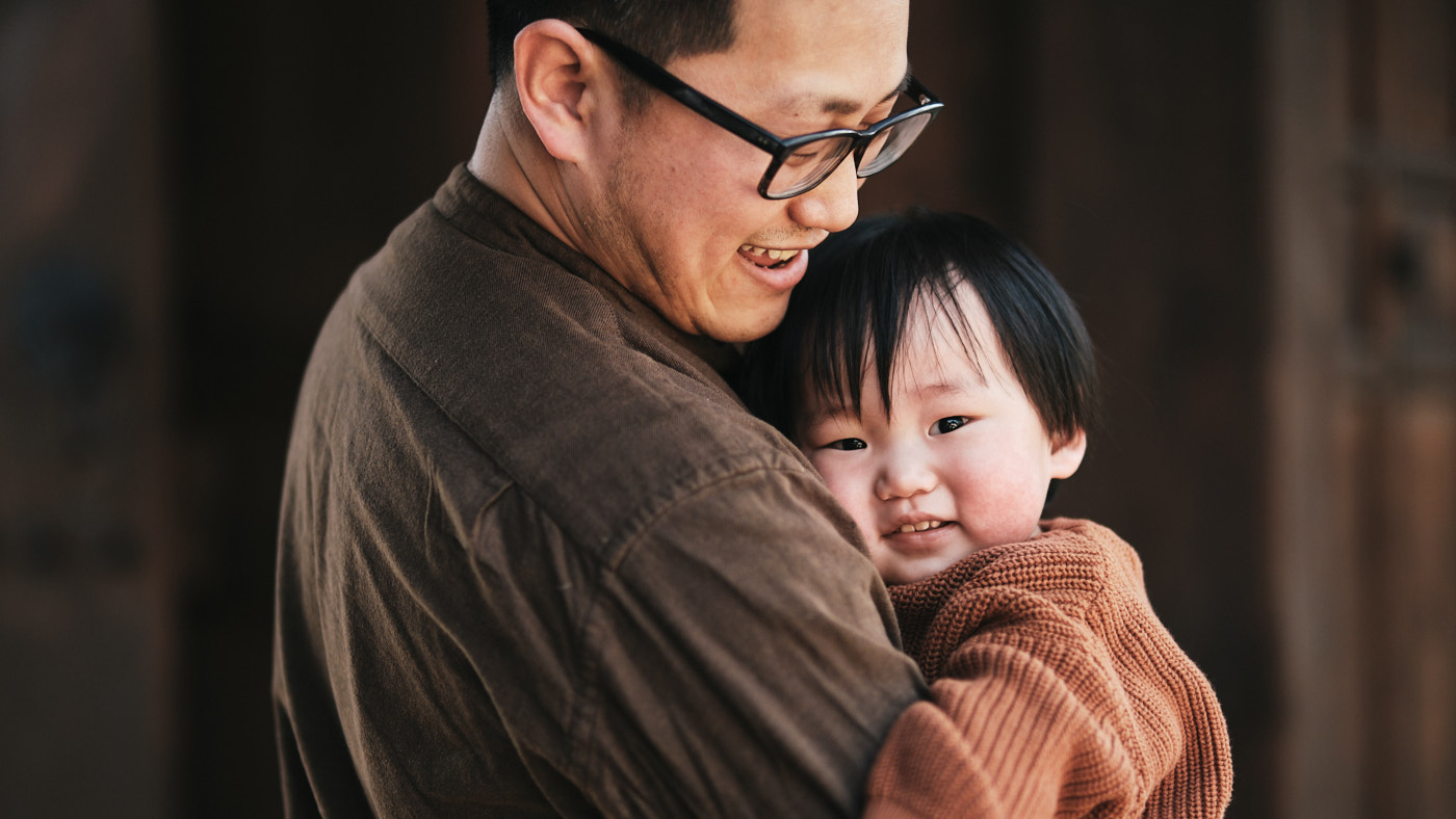 Family Photos in Seoul - Chen
