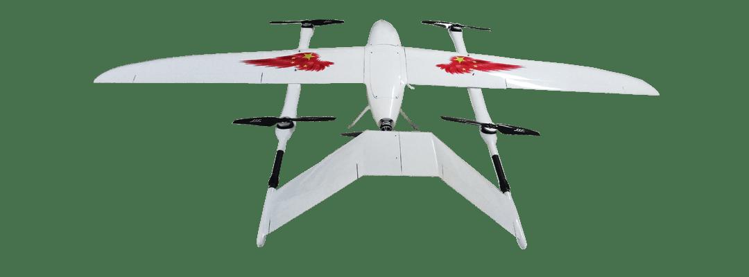 WELKIN-F7 VTOL Fixed Wing Drone - WELKINUAV