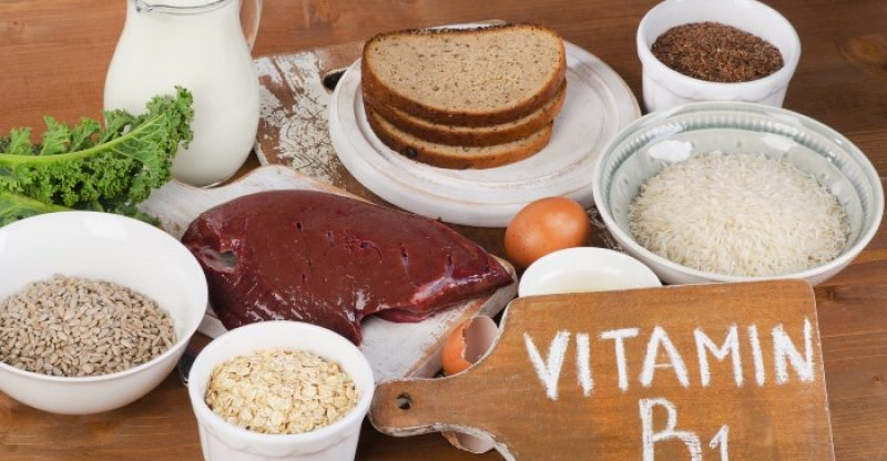 Image result for vitamin b1 foods