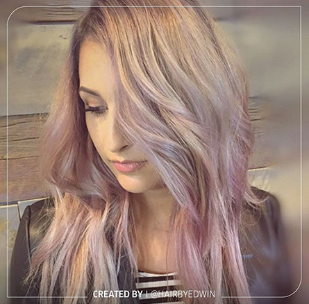 Wella Trend Watch Pink And Purple Hair Colour Wella