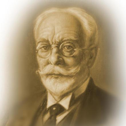 Franz Stroher, founder of Wella