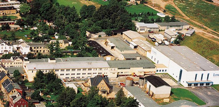 Wella factory in Rothenkirchen