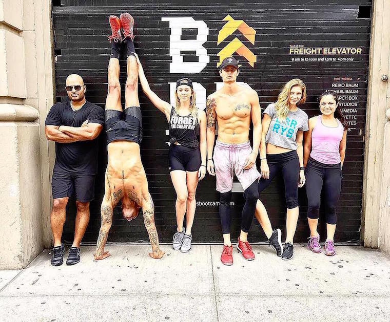 Image result for barry's bootcamp