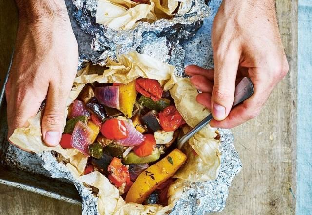 vegan roast vegetables