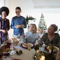 The dos and don'ts of getting through the holidays happily, despite hating your parent's S.O.