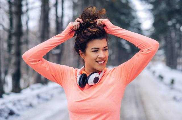hit the gym with these cute workout hairstyles for short