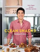 clean snacks cookbook