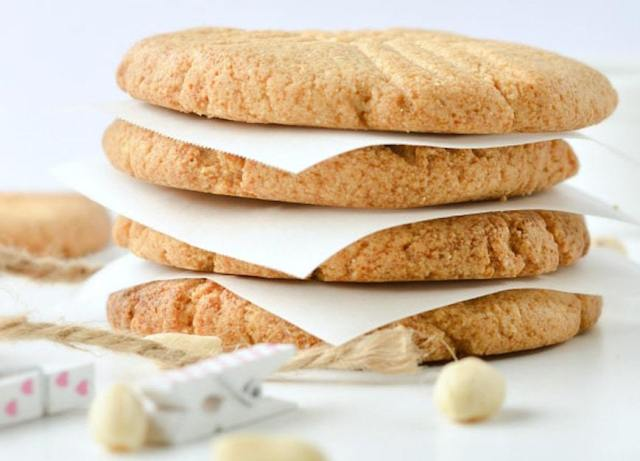 low-glycemic cookies