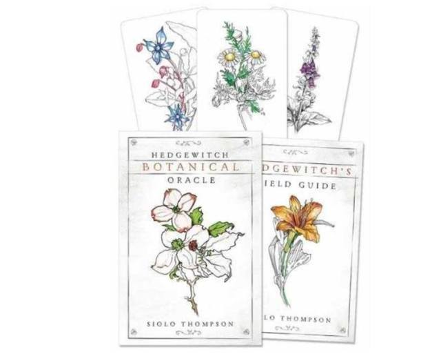 tarot deck for plant ladies