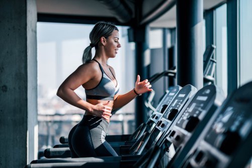 Working out at night can be hard to motivate for, here's how ...