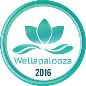 Wellapalooza 2016 Logo