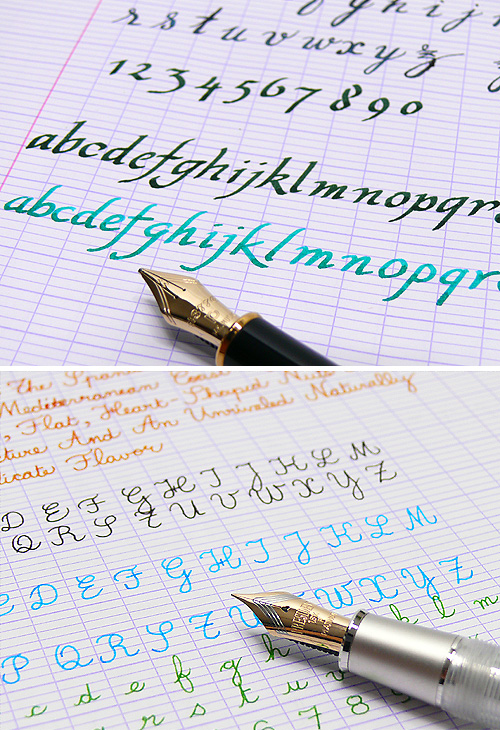 French Ruled Paper