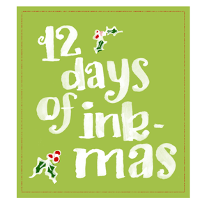 12 Days of Inkmas: Private Reserve Spearmint