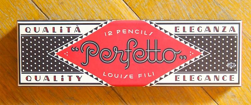 Perfetto Pencil box lid