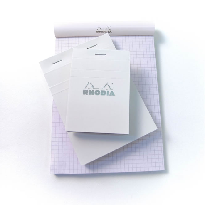 Rhodia Ice covers