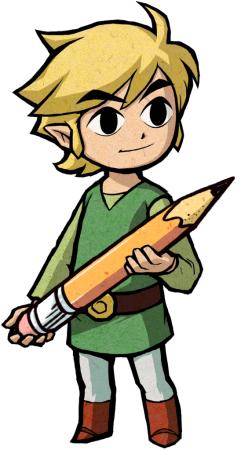 Link Love Link Mascot