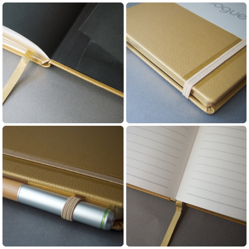 gold monologue journal