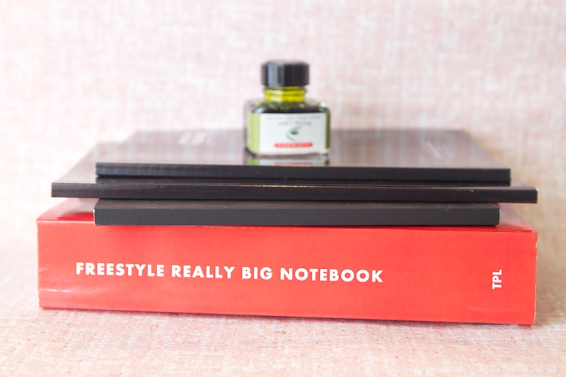Review: Productive Luddite Notebooks Part 1 - The Well-Appointed Desk
