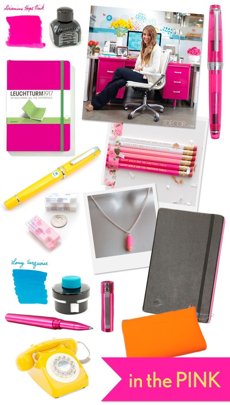 Fashionable Friday: In The Pink