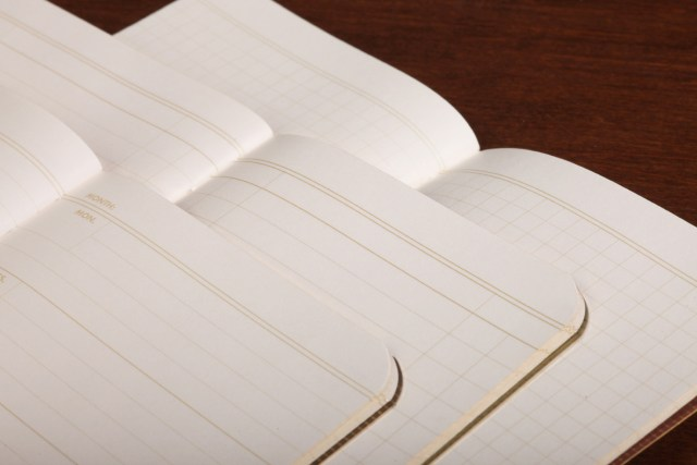 Field Notes Ambition inside lines