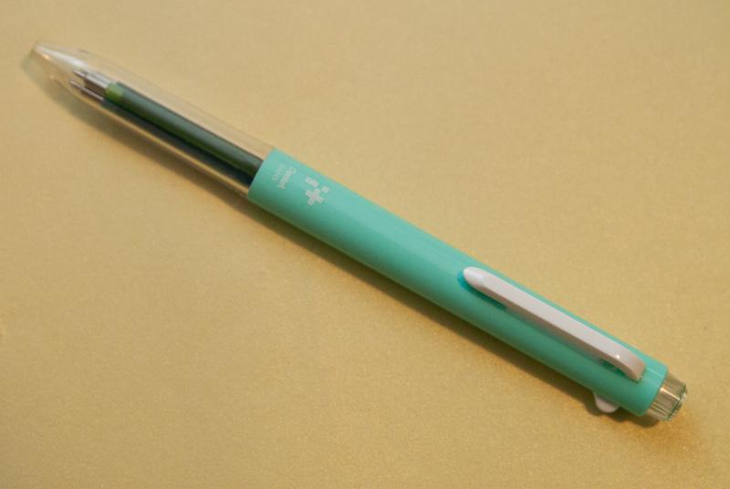 Pentel i+ 3 multi-pen