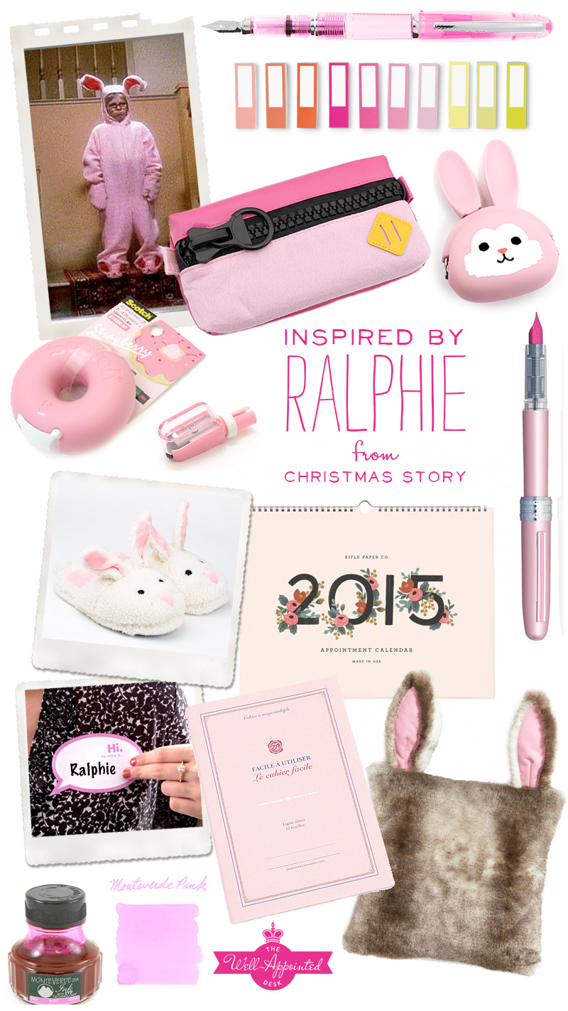 Fashionable Friday: Inspired by Ralphie