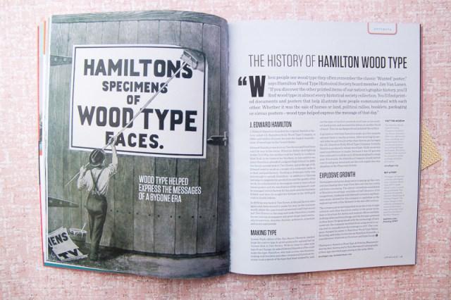 Uppercase Hamilton Type