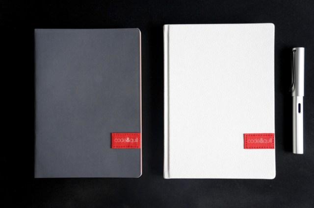 Kickstarter: Code & Quill Notebooks