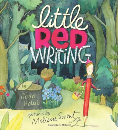 Little Red Riding Children's book