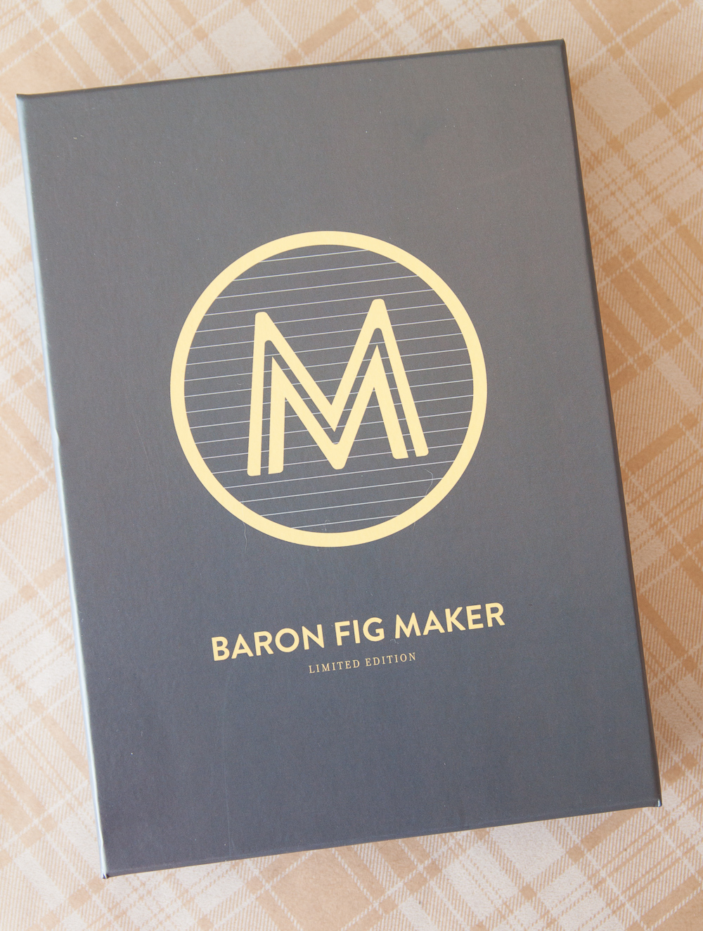 Baron Fig Confidant Maker Edition