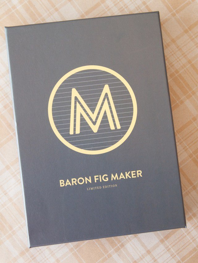 Baron Fig Confidant Maker Edition