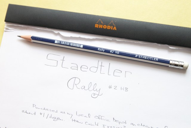 Staedtler Rally Pencil