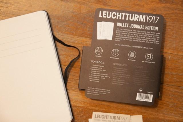 Leuchtturm 1917 Bullet Journal