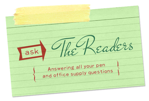ask the readers header