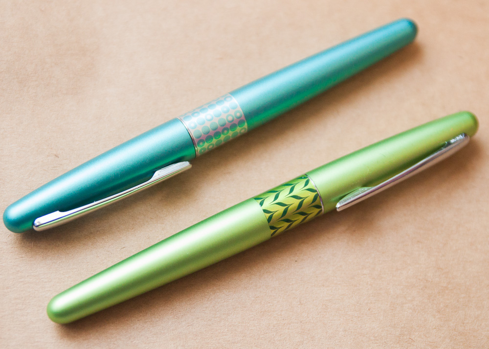 Pilot Metropolitan Reto Pop Fountain Pens